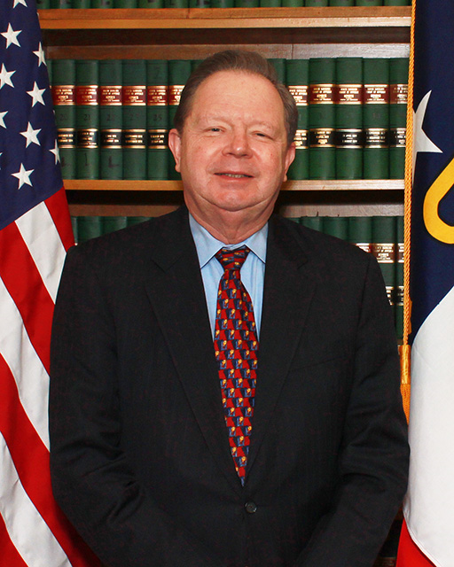 Commissioner Danny Lee McDonald